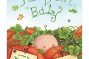 BOOK TALK:  PUMPKIN BABY by Jane Yolen