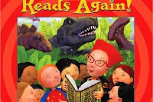 #PictureBookMonth Theme: School : : Read Miss Smith Reads Again! by Michael Garland #elemed #literacy