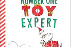 #PictureBookMonth Theme: Holidays :|: Read Santa Claus the World's #1 Toy Expert #literacy