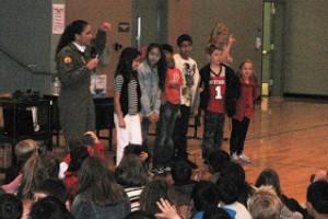 #ReadAcrossAmerica Celebration at Russell Ranch Elementary #literacy #elem