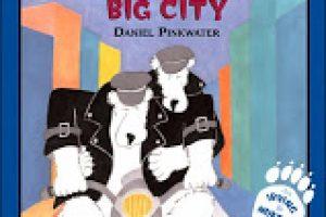 #PictureBookMonth – Bad Bears in the Big City #preschool #edchat #literacy