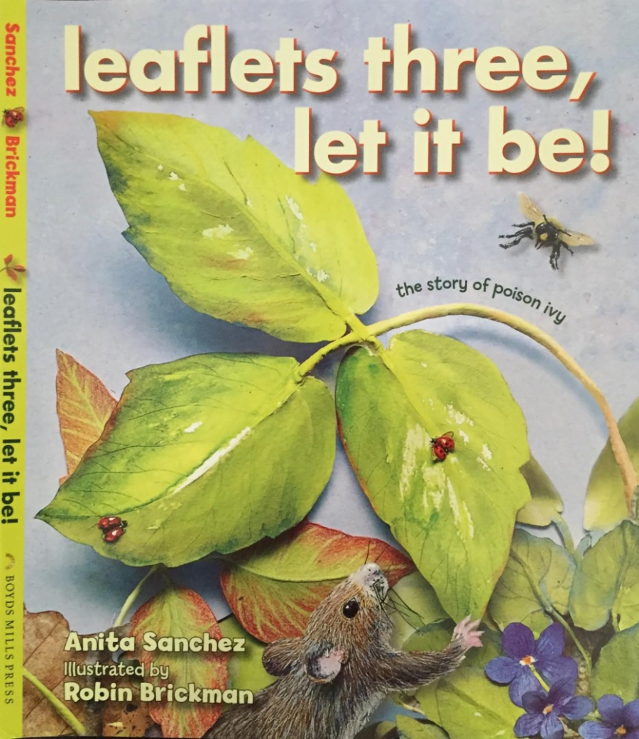 leaflets three cover