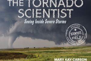 Cover of Tornado Scientist