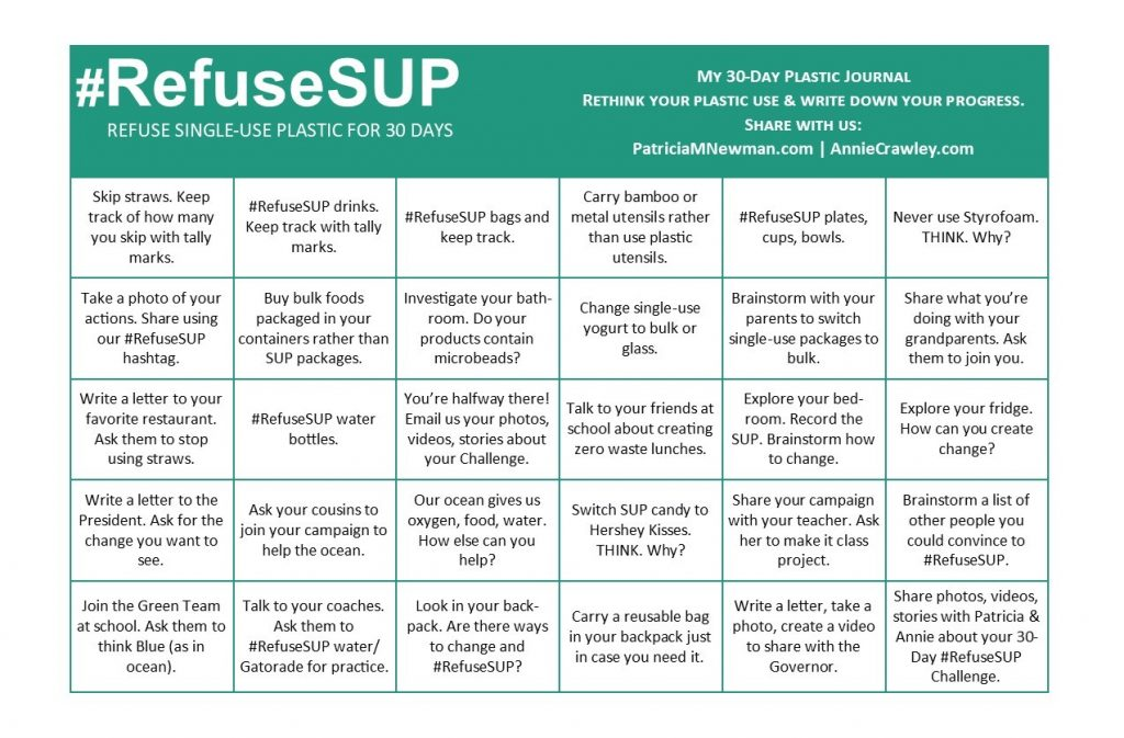 SUP 30-day challenge