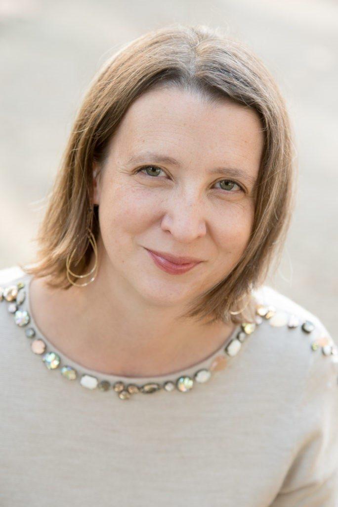 ChristineEvans author photo