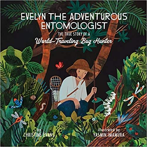 Evelyn_Entomologist cover