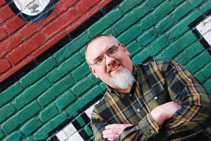Mike Hays author photo