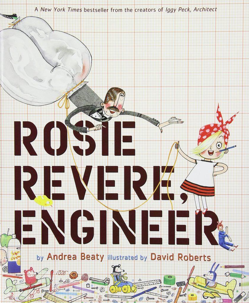 Rosie Revere cover