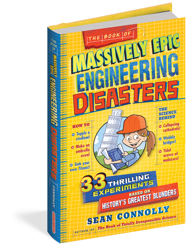Massive engineering disasters cover