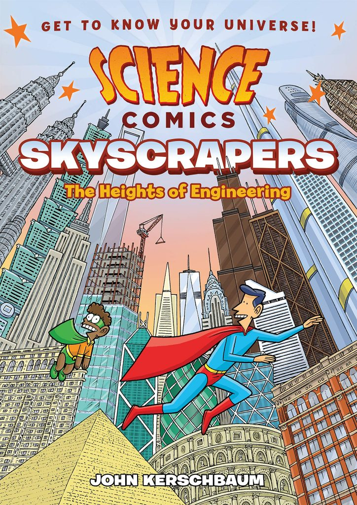 Science Comics cover