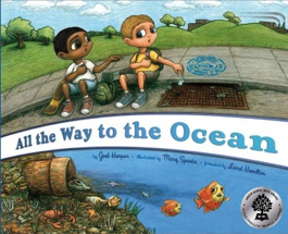 All the Way to the Ocean cover