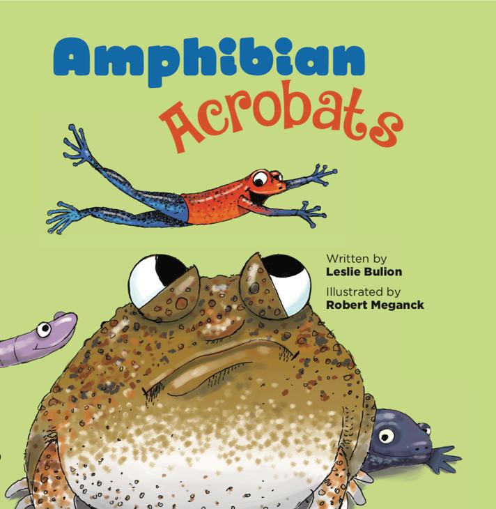 Amphibian Acrobats cover