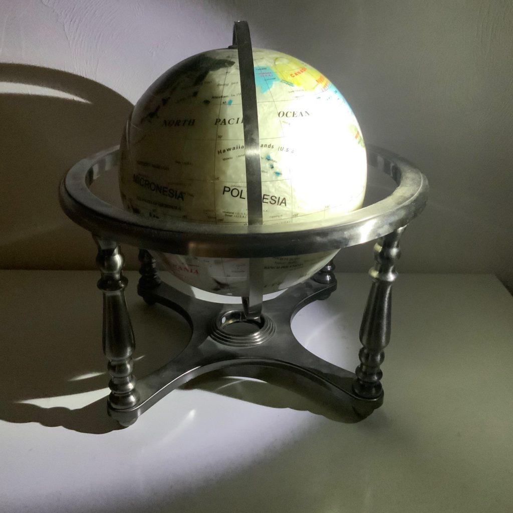 Sun - globe