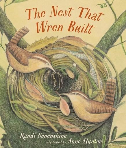 A Nest that Wren built cover -- structure