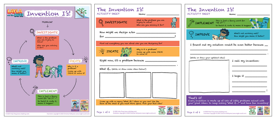 expressing ideas - activity packet