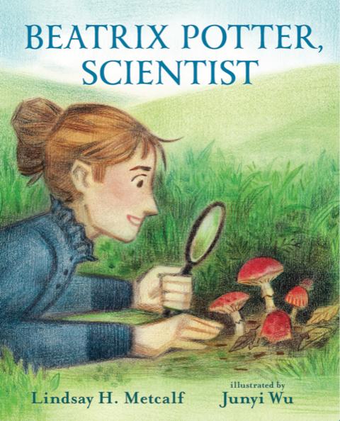 Beatrix Potter, Scientist cover