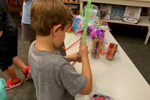 LitLinks: Supporting growth mindset with a Maker Challenge