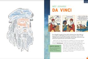 Leonardo da Vinci interior image
