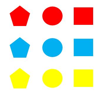 Sorting shapes Litlinks