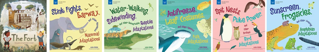 ADAPTATIONS Series Cover Images