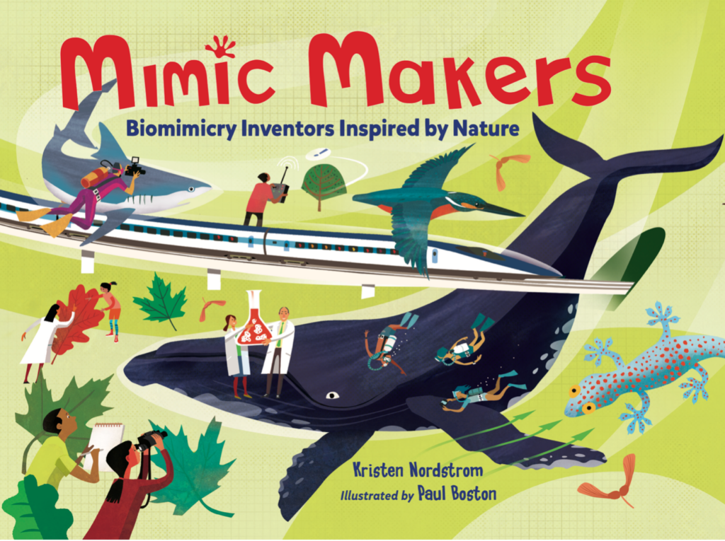 Mimic Makers cover