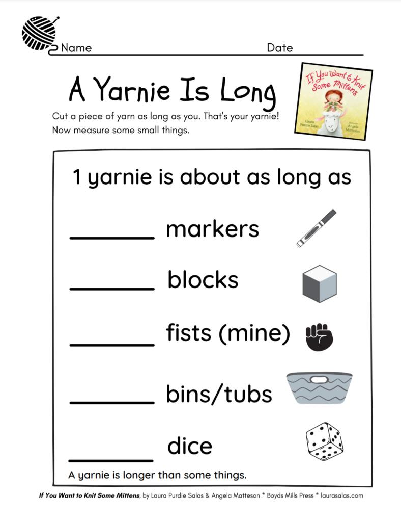 YarnieIsLong