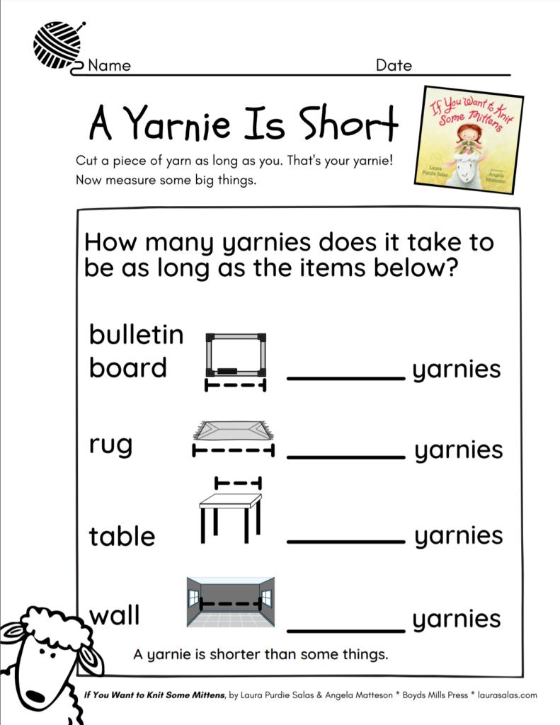 YarnieIsShort