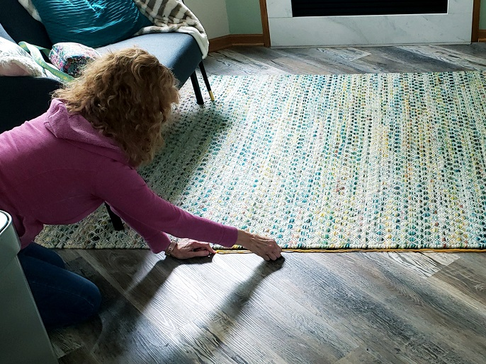 measuring with a yarnie